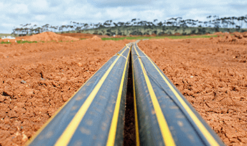 Gas Pipeline - Project Management Solutions - YVE